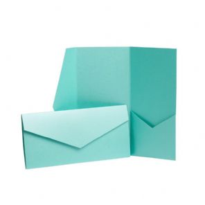 Autograph Turquoise Pearlescent Pocketfold Kit